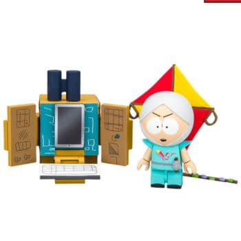 McFarlane Toys Heads On Down To South Park