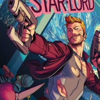 When Comic Art Is Smart – Star-Lord #1 and #6