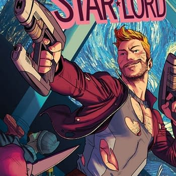 When Comic Art Is Smart &#8211 Star-Lord #1 and #6