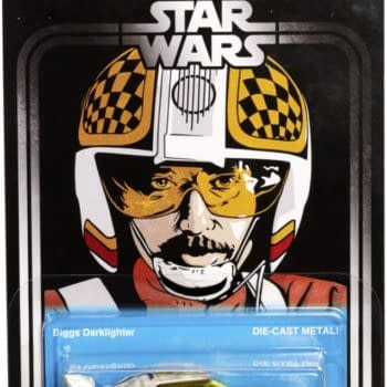 Mattel's 40th Anniversary Star Wars Hot Wheels Are Here, And They've Brought Biggs