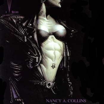 Vampire Writer Nancy A. Collins Cant Bring Car Back From The Dead