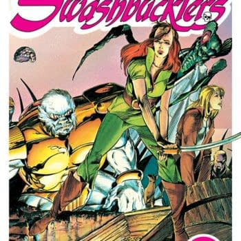 Bill Mantlo & Jackson Guice's Swords Of The Swashbuckler To Be Collected