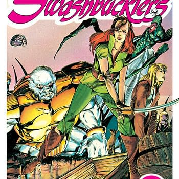 Bill Mantlo &#038 Jackson Guices Swords Of The Swashbuckler To Be Collected