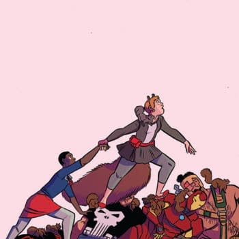 Squirrel Girl Is Coming To TV And Dragging The New Warriors With Her