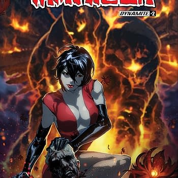 Writers Commentary &#8211 Paul Cornell On Vampirella #2
