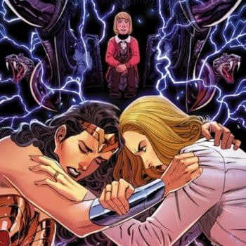 DC Super Hero Girls' Shea Fontana Already Tapped To Replace Greg Rucka On Wonder Woman For Summer