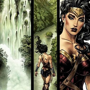 Following Brother In Arms Liam Sharp Departing Wonder Woman But Not Going Far