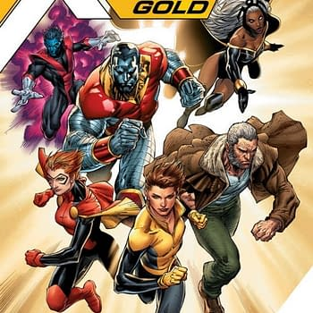 Meet The New X-Men Gold Artists Same As The Old X-Men Gold Artists (Minus Ardian Syaf)