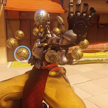Overwatch Dev Addresses SR Issues With Support Heroes