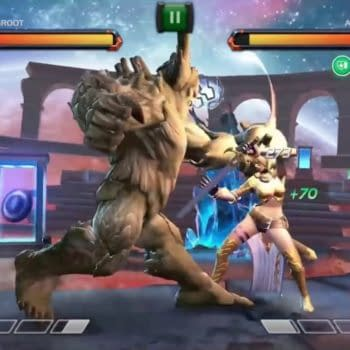 Angela Comes To Marvel's Contest Of Champions