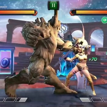 Angela Comes To Marvels Contest Of Champions