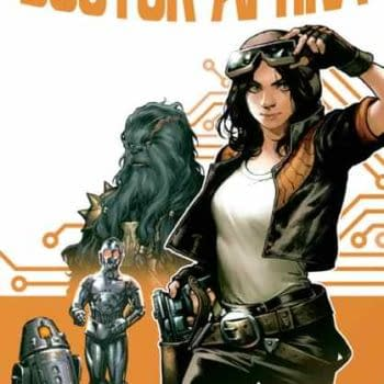 Kieron Gillen Works To Raise Voter Turnout… For Star Wars Action Figure Fan Poll Featuring Doctor Aphra