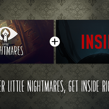 Little Nightmares And Inside Exclusive Package Deal