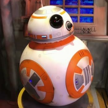 Guests Can Now Meet BB8 At Disney's Hollywood Studios!
