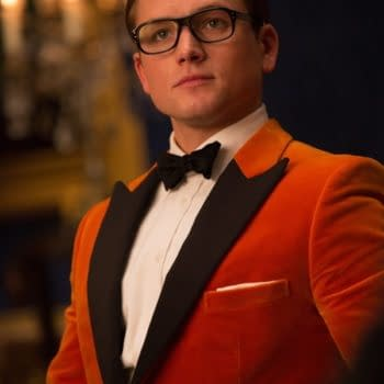 See First Look Photos From Not-A-Sequel Kingsman: The Golden Circle