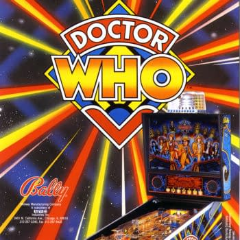 It's Bigger On The Inside: Dr. Who Pinball By Bally