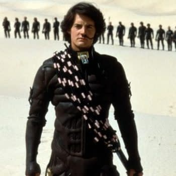 Reboot Of Frank Herbert's Dune Has A Writer And It's Not The Best Of News