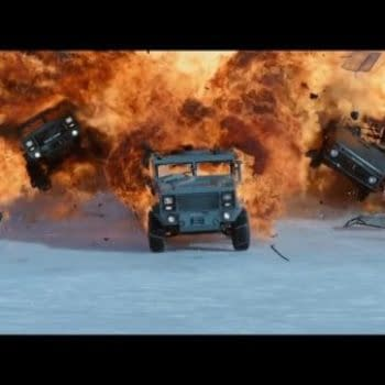 Bill Reviews The Fate Of The Furious – The Attack Of The Zombie Cars