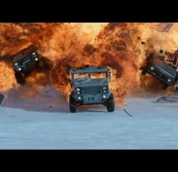 Bill Reviews The Fate Of The Furious &#8211 The Attack Of The Zombie Cars