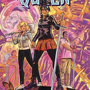 Once And Future Queen Issues #3-5 Canceled TPB Will Still Be Released To Focus On Book Market