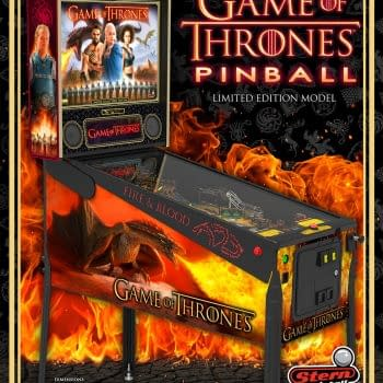 Hold The Door Game Of Thrones Pinball By Stern