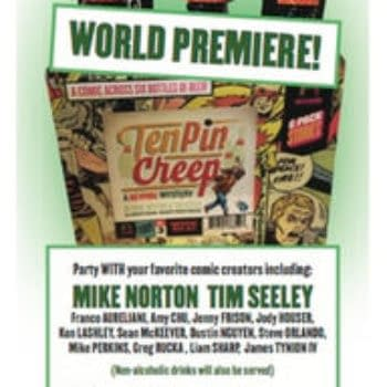 Hero Initiative To Host Bill Willingham And A Beer Party At C2E2