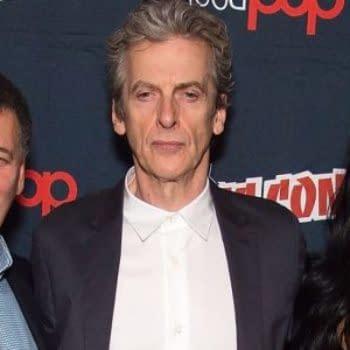 Steven Moffat, Peter Capaldi And Pearl Mackie Talk To Bleeding Cool, As Doctor Who Series Ten Begins