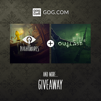 Were Still Giving Away Little Nightmares And Outlast 2 Codes So Come Get Them