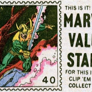 The Return Of Marvel Value Stamps Announced At 2017 Diamond Summit