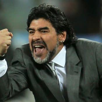 Diego Maradona's Legal Threats Get A Response From Konami