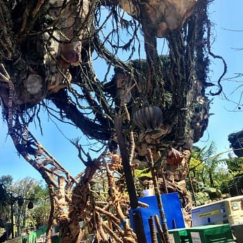 New Leaked Photos From Pandora: The World Of Avatar