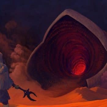 """Denis Villeneuve's """"Dune"""": Zoe Saldana Wants In"""