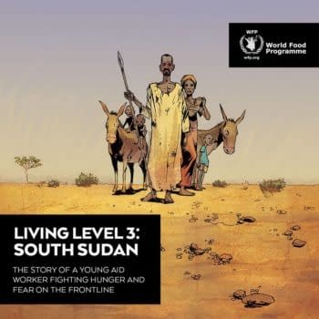 Unknown Soldier's Josh Dysart And Alberto Ponticelli Team For WFP Comic On South Sudan