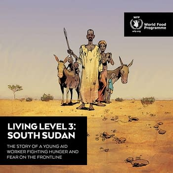 Unknown Soldiers Josh Dysart And Alberto Ponticelli Team For WFP Comic On South Sudan