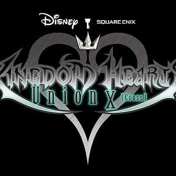 Kingdom hearts Union X[Cross] Goes Live Today