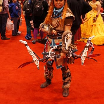 31 Shots Of Cosplay From C2E2 Day 2 From Neon Leia To A Full Galactus