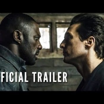The Dark Tower Full Trailer: I See A Tower, The Man In Black, And The Gunslinger