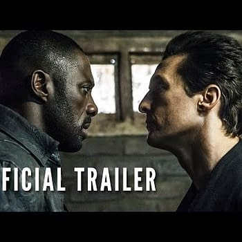 The Dark Tower Full Trailer: I See A Tower The Man In Black And The Gunslinger