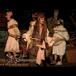 Johnny Depps Disneyland Surprise Stunt Wasnt His First