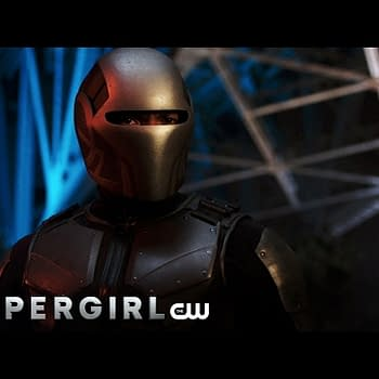 Does Guardian Inspire Fear On Supergirl