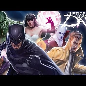 Justice League Dark &#8211 Where It All Began