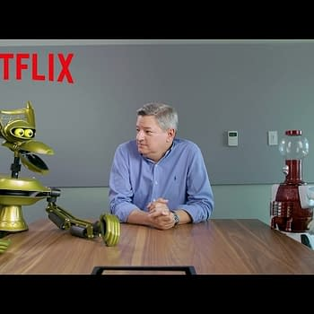 Tom Servo And Crow T. Robot Pitch Series Ideas To Netflix