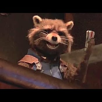Disneylands Guardians Of The Galaxy: Mission Breakout Ride Has Amazing Rocket Racoon Animatronics