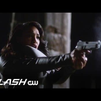 From Damsel To Hero – Behind The Flash Finale