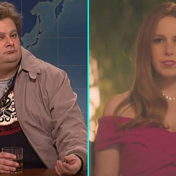 After Last Nights Saturday Night Live Season Finale Two Longtime Cast Members Say Goodbye