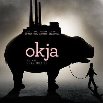Colorful Character Posters For Netflixs Okja