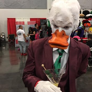 A Few Cosplay Photos From Comic Con Revolution