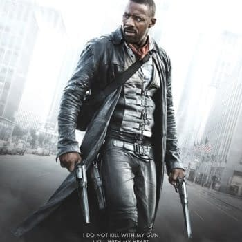 New Image From 'The Dark Tower' Show Roland And Jake On Earth