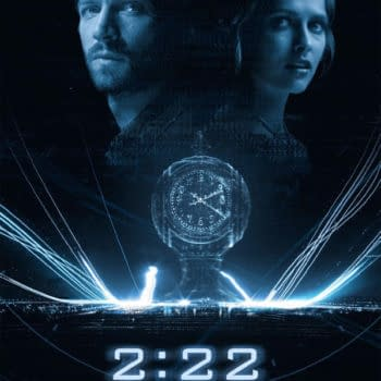 Science Fiction Thriller '2:22' Gets A Poster And Trailer