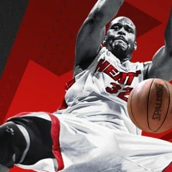 Shaq Dunks His Way To The NBA 2K18 Legend Covers